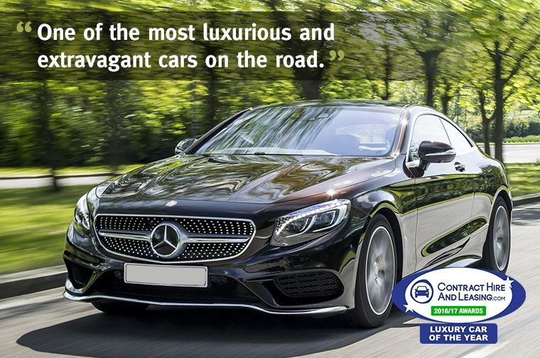 Best Luxury Car - Mercedes-Benz S-Class Coupe