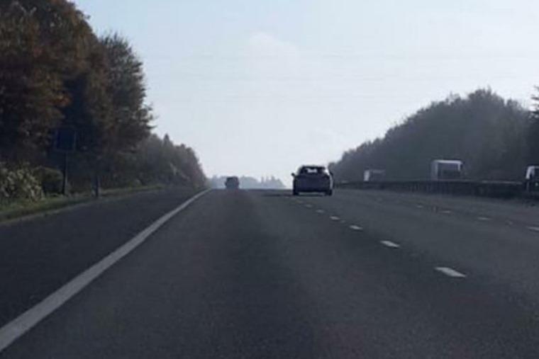 M20 middle lane hogger