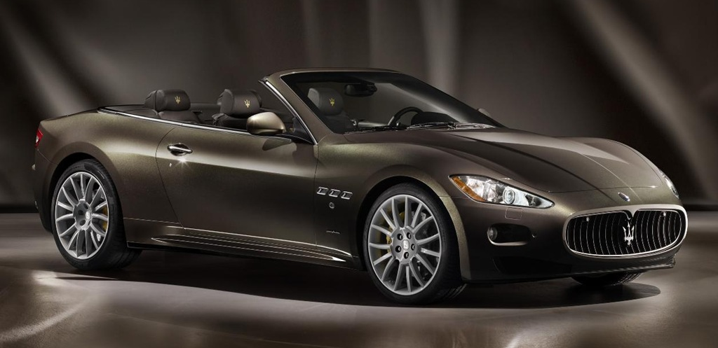 Maserati Teams Up With Fendi For New Collection