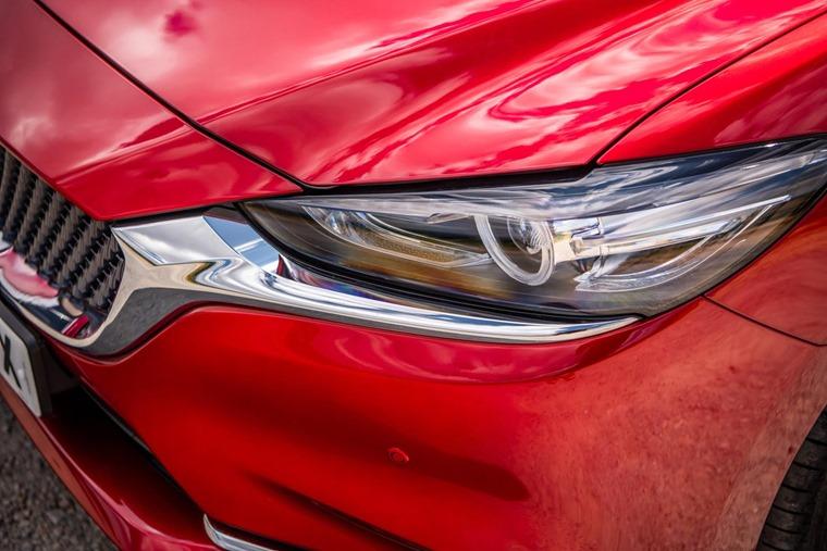 Mazda 6 detail