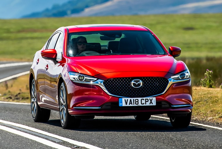 Review: Mazda 6 facelift 2018