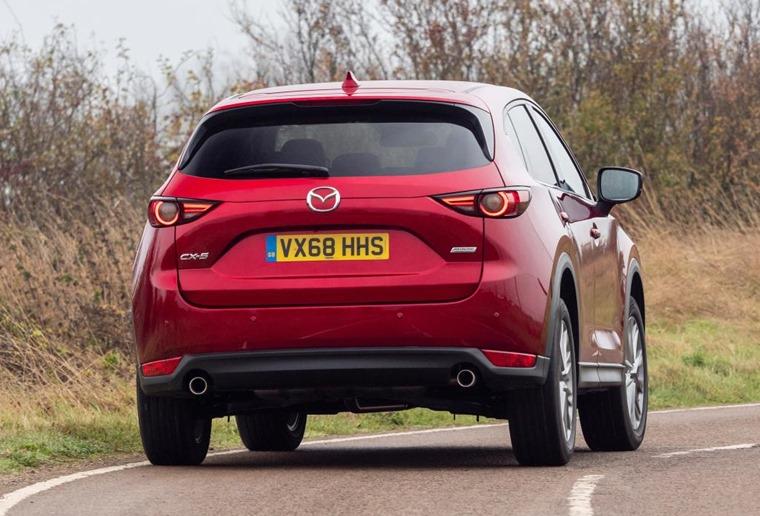 Mazda CX-5 2019 OTR