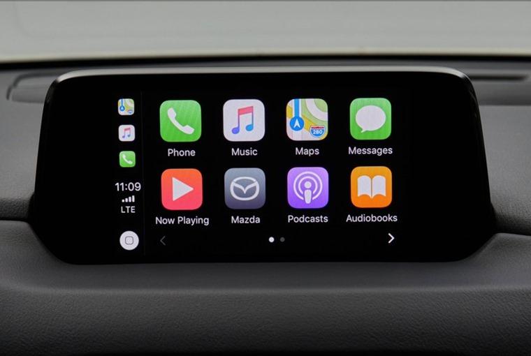 Mazda CX-5 Apple CarPlay