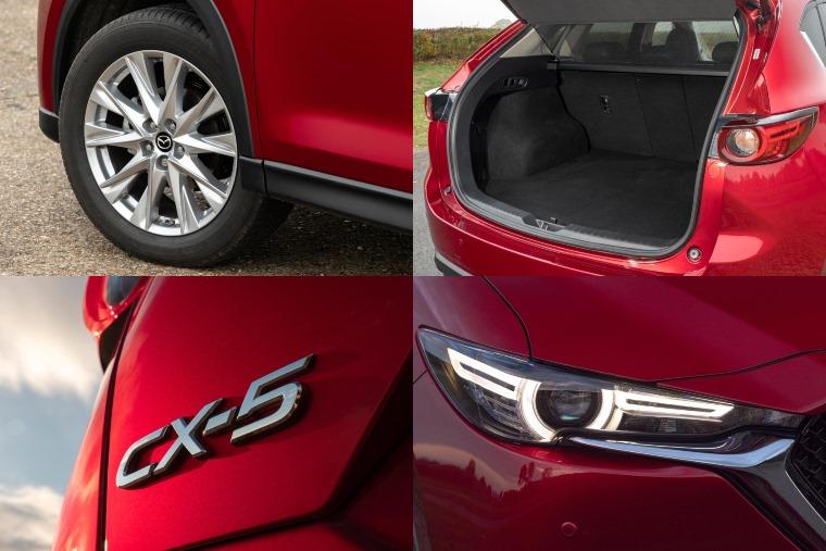 Mazda CX-5 details