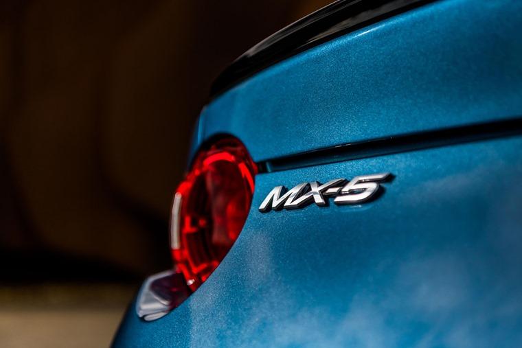 Mazda MX-5 badge