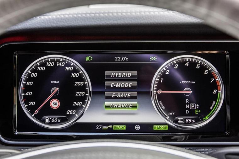 Mercedes-Benz C350e PHEVs
