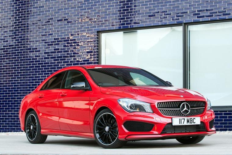 Mercedes-Benz CLA lease deals