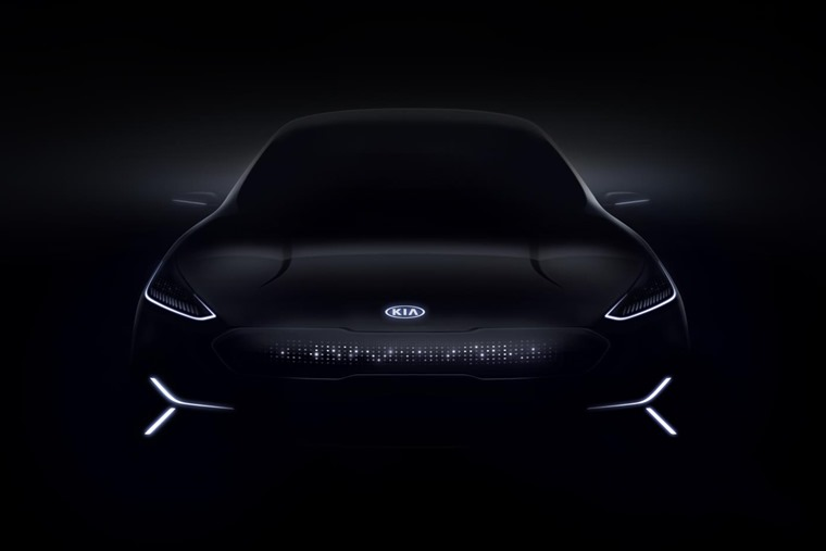 Upcoming Kia Niro Electric