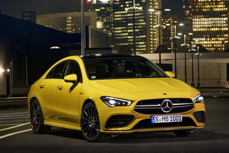 Mercedes-AMG CLA A35