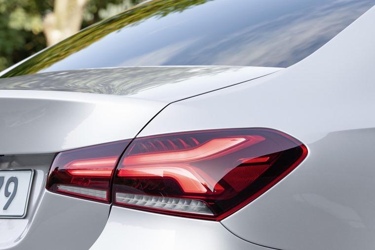 Mercedes-Benz A-Class Saloon 2019 detail