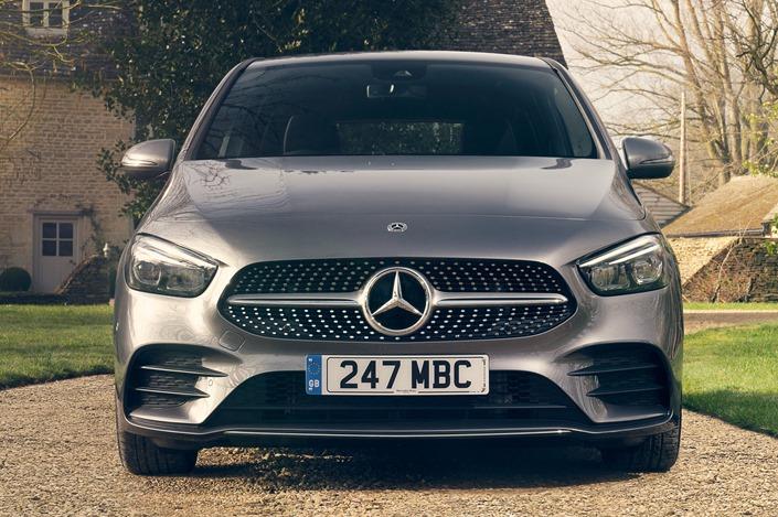 Mercedes - B200d