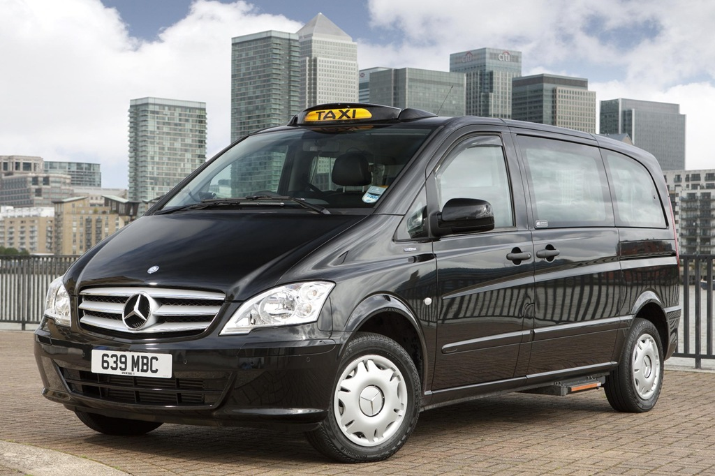 Used Mercedes Viano London >> Mercedes Offers Incentive For London Taxi Drivers