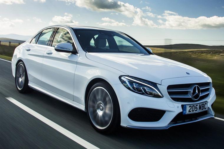 Mercedes-Benz C-Class..