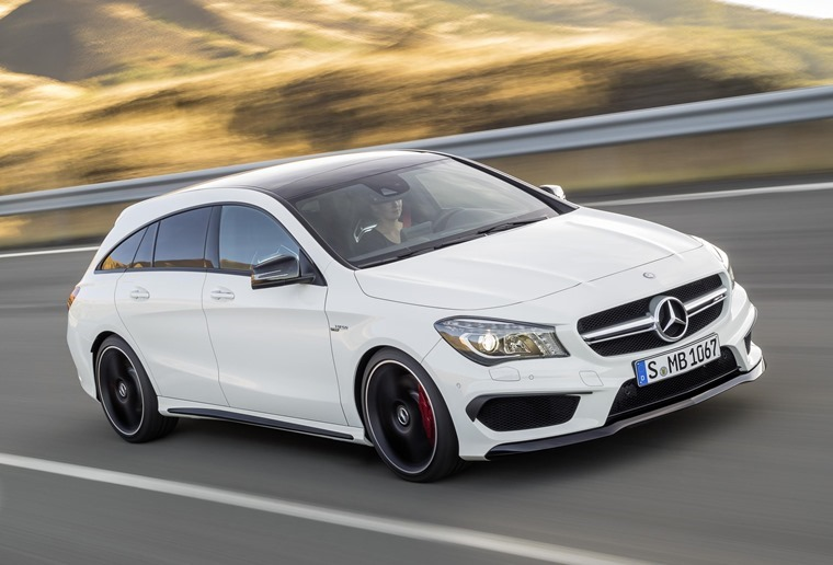 first drive review: mercedes-benz cla shooting brake | leasing