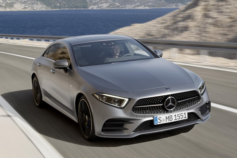 Mercedes-Benz CLS lead