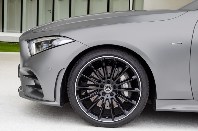 Mercedes-Benz CLS wheel