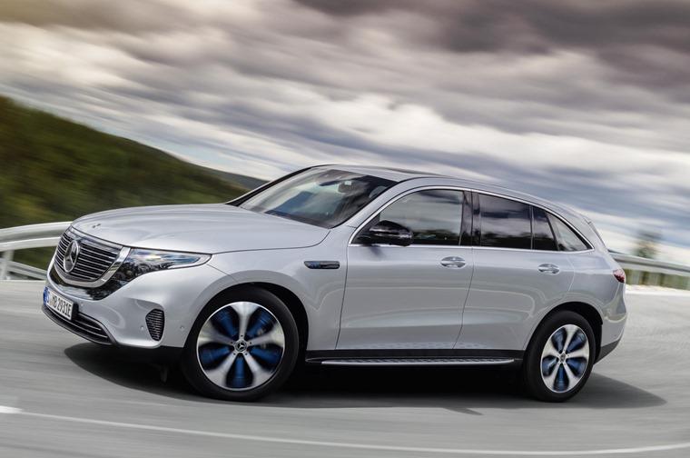 Mercedes-Benz EQC OTR