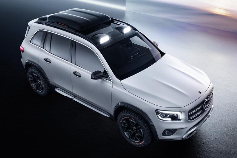Mercedes-Benz GLB top