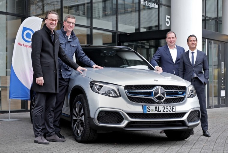Mercedes-Benz GLC F-Cell customers (1)