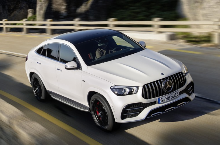 Mercedes-Benz GLE AMG 2020