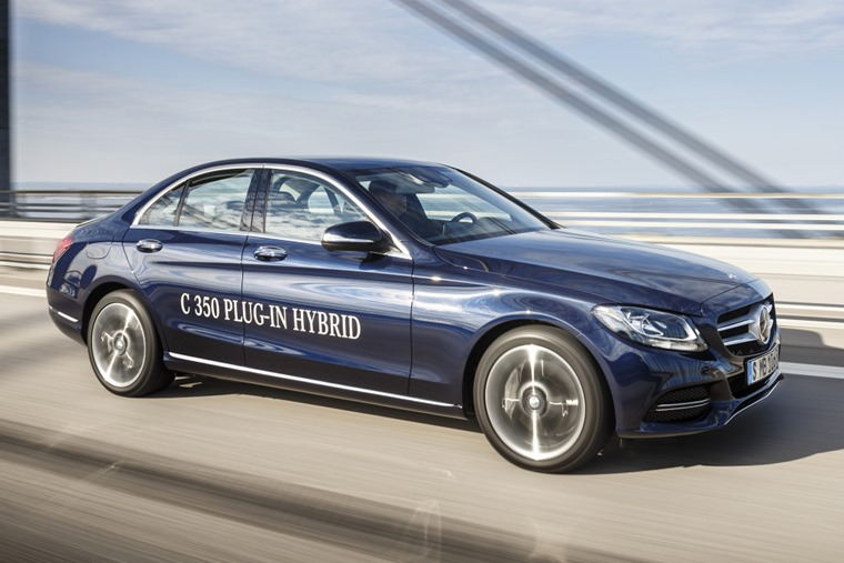 What happens when you switch to a fleet of Mercedes-Benz C-Class hybrids?