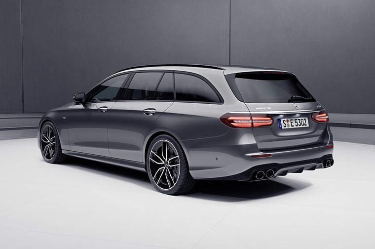 Mercedes E 53 AMG 2018 Estate rear