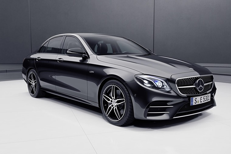 Mercedes E 53 AMG 2018 Saloon front