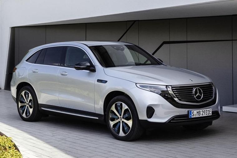 Mercedes-Benz EQC: Due 2019