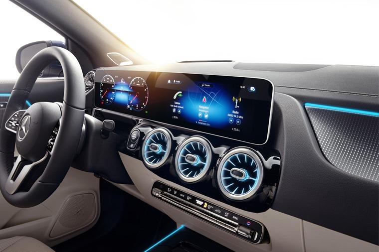 Mercedes GLA 2020 MBUX