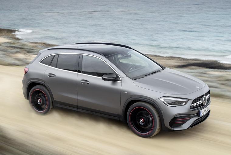 Mercedes GLA 2020 OTR
