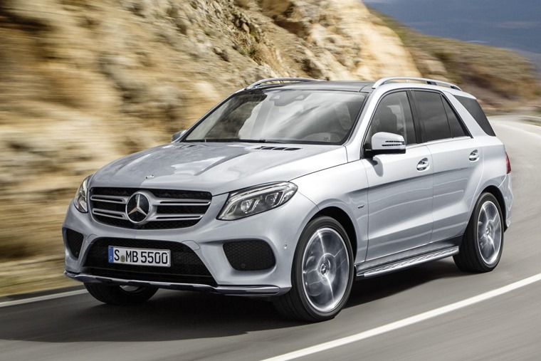 Mercedes Gle 500 Front Dynamic