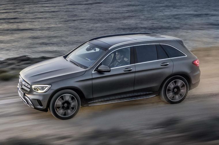 Mercedes side