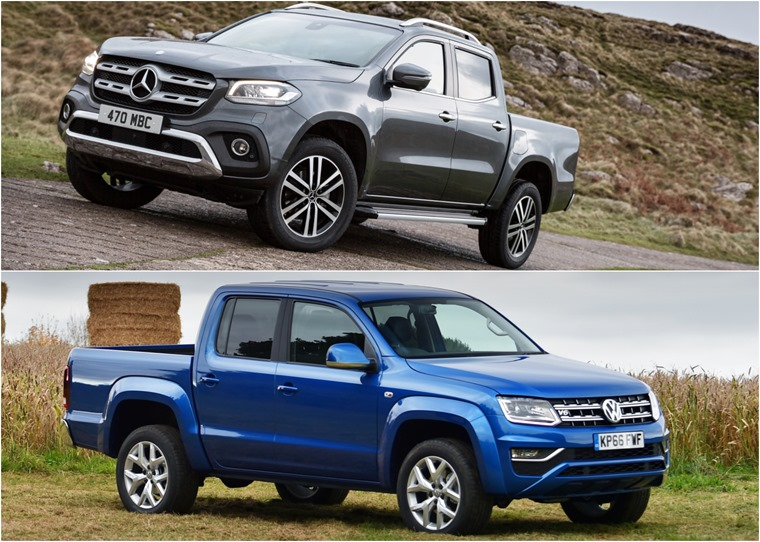 1b3518000b5b02 Head-to-head review  Mercedes X-Class vs Volkswagen Amarok