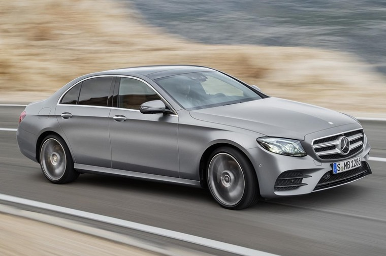 Mercedes-Benz' range of diesel engines are among the best on the market.