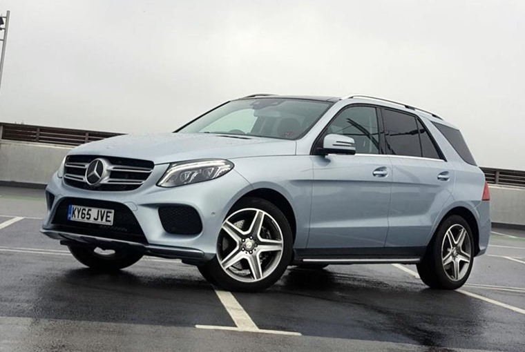 This May Look Like A Facelifted Ml But Mercedes Have Crowned It The Gle
