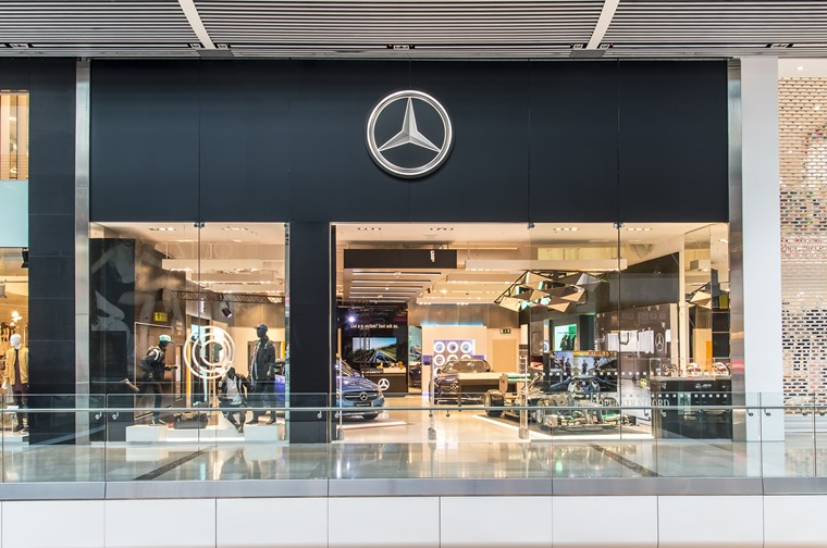 Mercedes-Benz Cars UK ended 2017 on a high, with record sales of 179,000 cars and a record market share