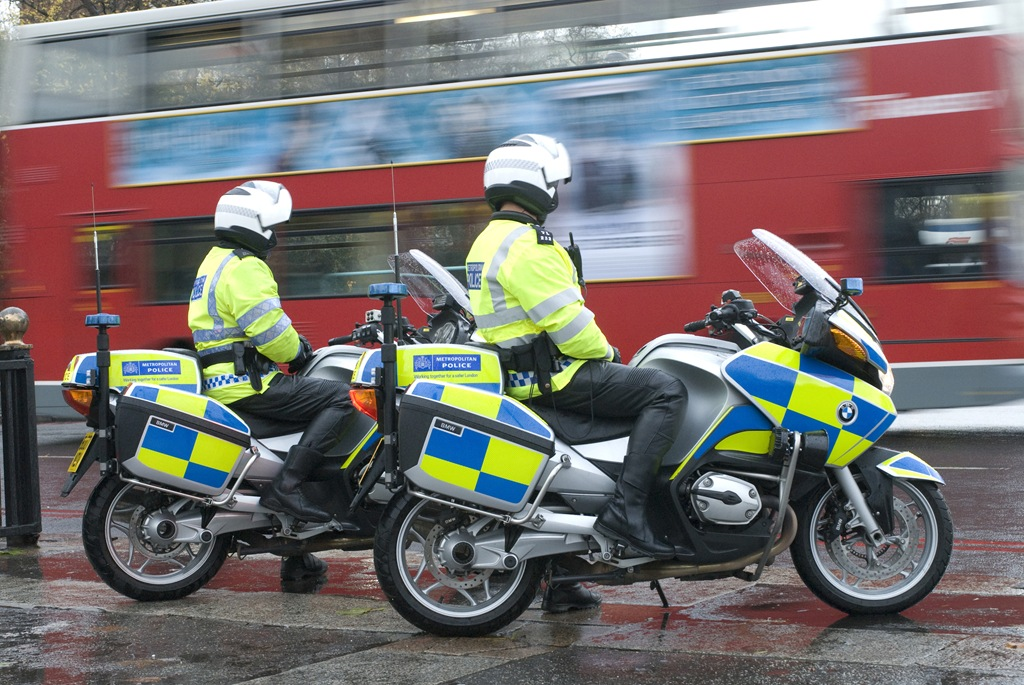Uk Traffic Police | British Automotive