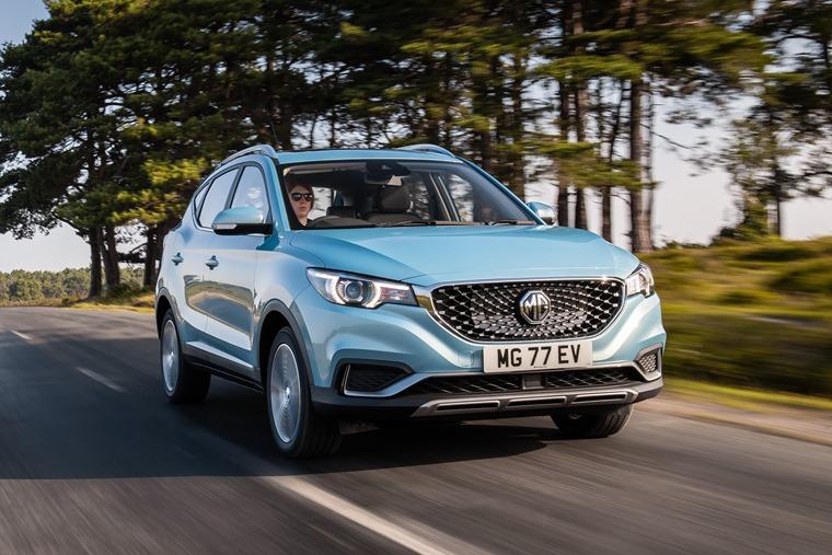 Affordable £21.5k MG ZS EV will have 163-mile range