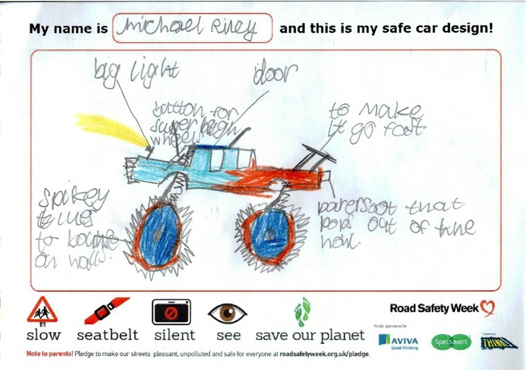 Michael-Riley-Safe-Car