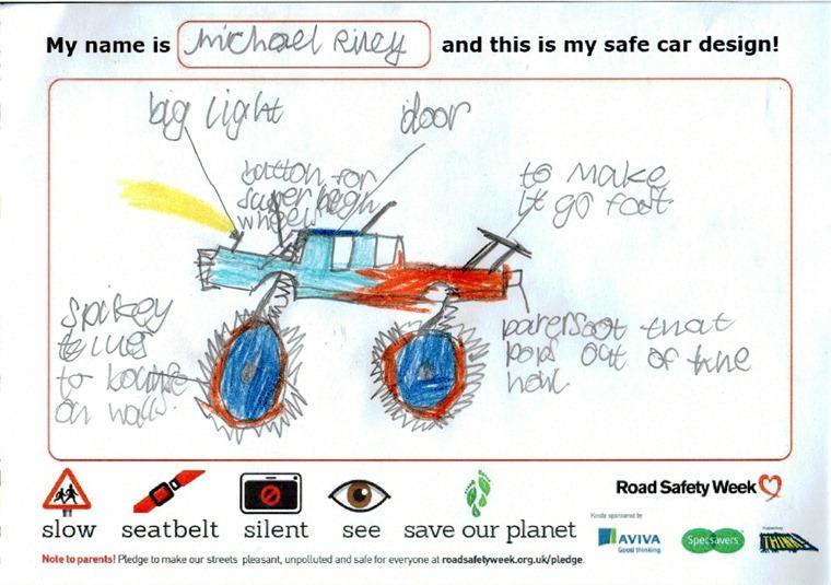 Michael-Riley-Safe-Car
