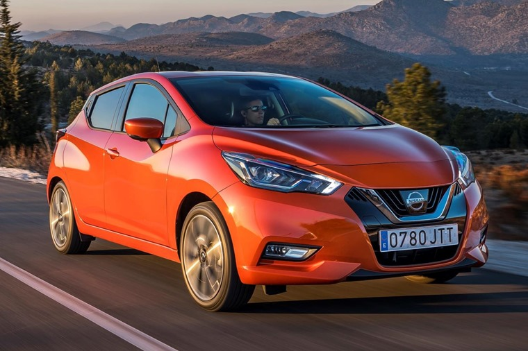 The new Micra gets three engine options, one of which is an all-new unit.