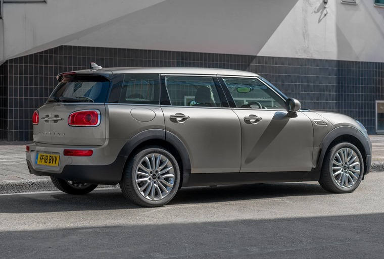 Mini Clubman City rear