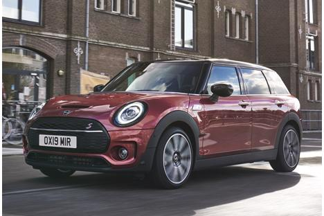 Mini Clubman Personal Car Leasing Leasingcom