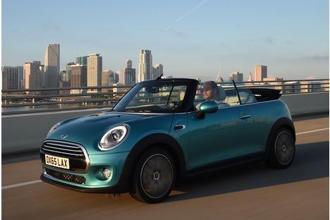 Mini Convertible Personal Car Leasing Leasingcom