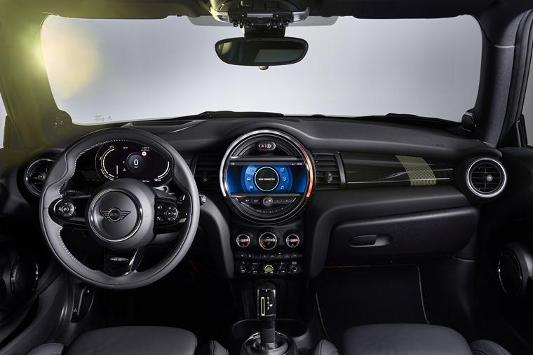 Mini Electric interior