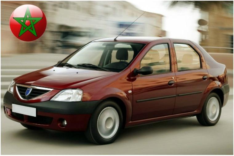 Morocco Dacia Logan