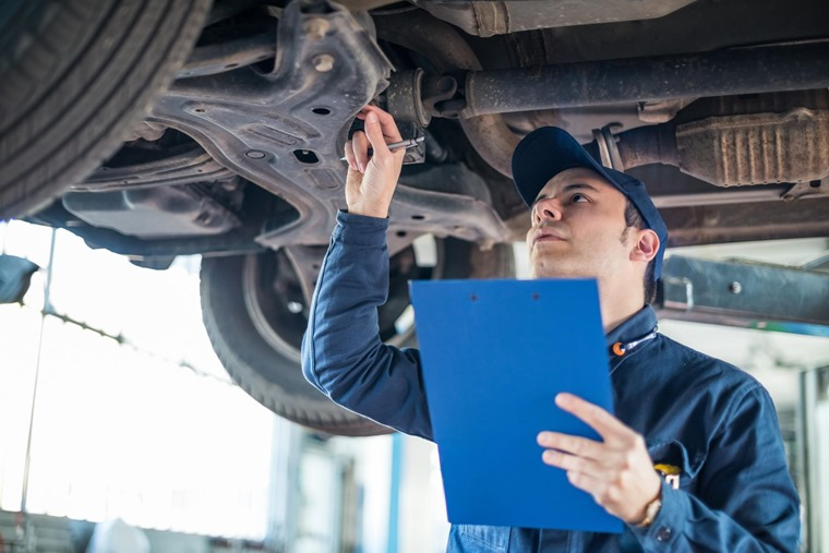 MOT test changes May 2018