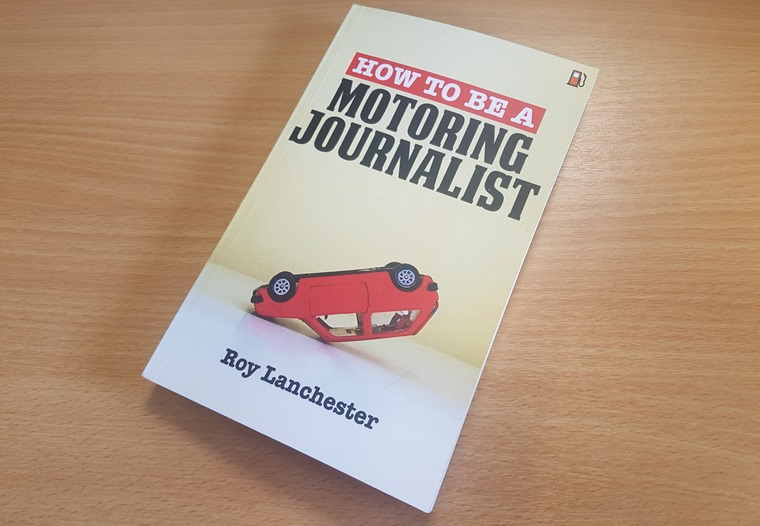 Motoring journalism in days gone by is satirised perfectly by so-called Roy Lanchester