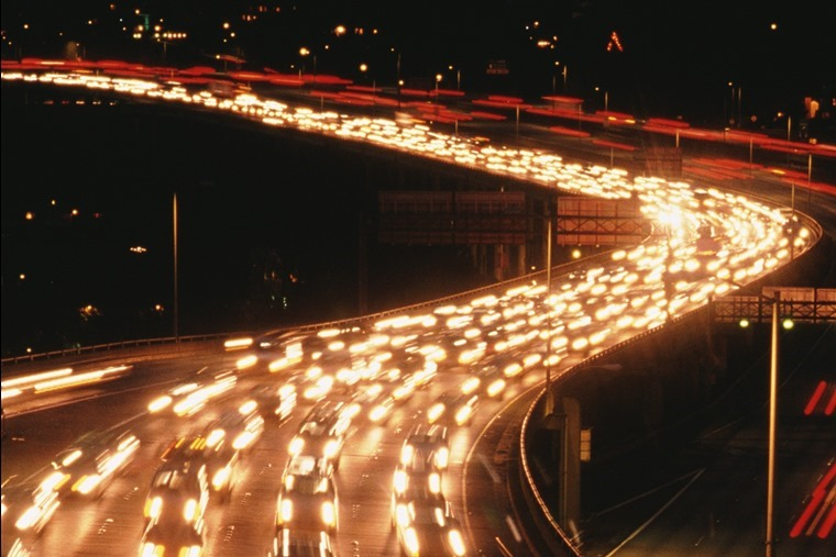 motorway-at-night