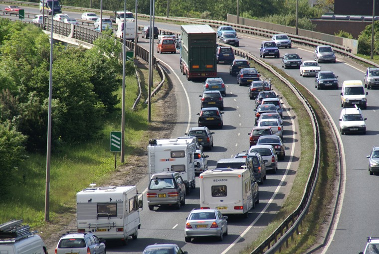 Motorway Congestion